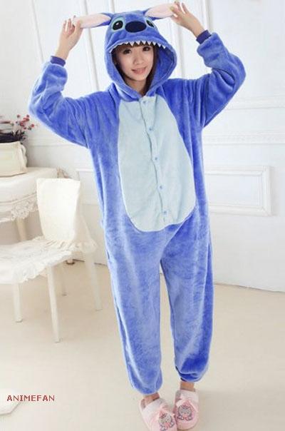 Пижама Кигуруми Лило и Стич - Stitch_01